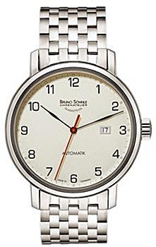 Наручные  мужские часы Bruno Sohnle 17-12137-222MB. Коллекция Forte