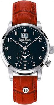 Наручные  мужские часы Bruno Sohnle 17-13043-721. Коллекция Milano