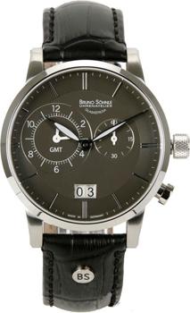 Наручные  мужские часы Bruno Sohnle 17-13043-741. Коллекция Milano
