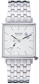 Наручные  мужские часы Bruno Sohnle 17-13072-242MB. Коллекция Novum