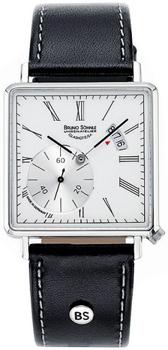 Наручные  мужские часы Bruno Sohnle 17-13072-931. Коллекция Novum