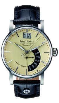 Наручные  мужские часы Bruno Sohnle 17-13073-141. Коллекция Pesaro