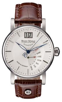 Наручные  мужские часы Bruno Sohnle 17-13073-241. Коллекция Pesaro
