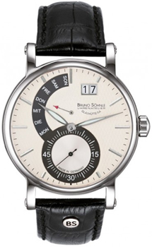 Наручные  мужские часы Bruno Sohnle 17-13073-281. Коллекция Pesaro