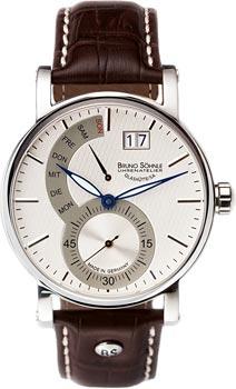 Наручные  мужские часы Bruno Sohnle 17-13073-283. Коллекция Pesaro