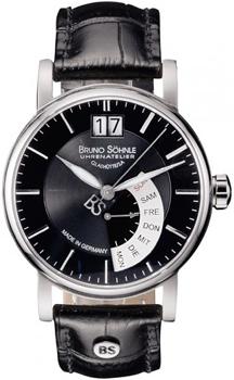 Наручные  мужские часы Bruno Sohnle 17-13073-741. Коллекция Mechanik Edition