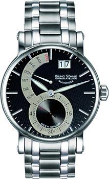 Наручные  мужские часы Bruno Sohnle 17-13073-782MB. Коллекция Pesaro