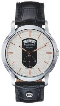 Наручные  мужские часы Bruno Sohnle 17-13074-245. Коллекция Gaudium
