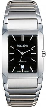Наручные  мужские часы Bruno Sohnle 17-13080-742MB. Коллекция Latum