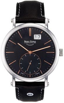 Наручные  мужские часы Bruno Sohnle 17-13095-745. Коллекция Lago