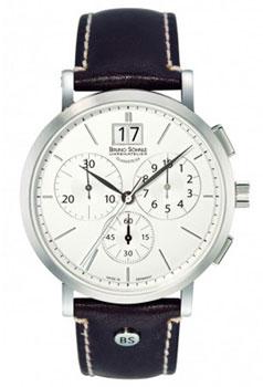 Наручные  мужские часы Bruno Sohnle 17-13112-241. Коллекция Lagograph