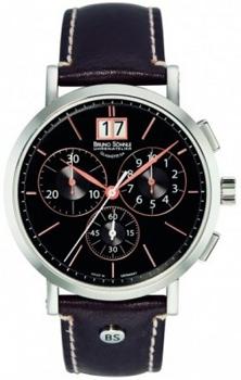 Наручные  мужские часы Bruno Sohnle 17-13112-745. Коллекция Lagograph