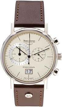 Наручные  мужские часы Bruno Sohnle 17-13135-141. Коллекция Rondo
