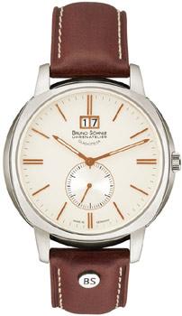 Наручные  мужские часы Bruno Sohnle 17-13146-245. Коллекция Facetta