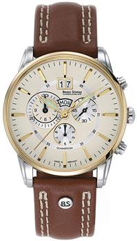 Наручные  мужские часы Bruno Sohnle 17-23054-141. Коллекция Atrium