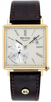 Наручные  мужские часы Bruno Sohnle 17-33072-131. Коллекция Novum