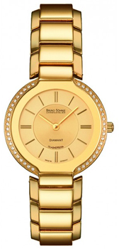 Наручные  женские часы Bruno Sohnle 17-33089-142MB. Коллекция Allegro