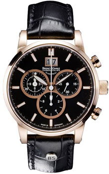 Наручные  мужские часы Bruno Sohnle 17-53084-741. Коллекция Idas