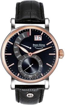 Наручные  мужские часы Bruno Sohnle 17-63073-747. Коллекция Pesaro