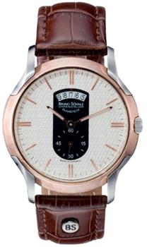 Наручные  мужские часы Bruno Sohnle 17-63074-245. Коллекция Gaudium