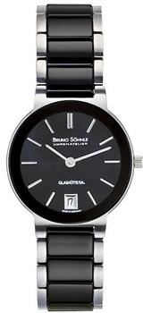 Наручные  женские часы Bruno Sohnle 17-73102-742MB. Коллекция Algebra
