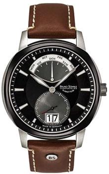Наручные  мужские часы Bruno Sohnle 17-73155-741. Коллекция Facetta
