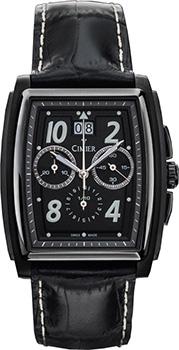 Швейцарские наручные  мужские часы Cimier 1705-BP131. Коллекция 1917
