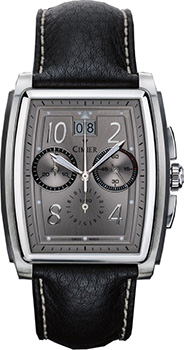 Швейцарские наручные  мужские часы Cimier 1705-SS111. Коллекция 1917