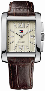 fashion наручные  мужские часы Tommy Hilfiger 1710318. Коллекция Arthur