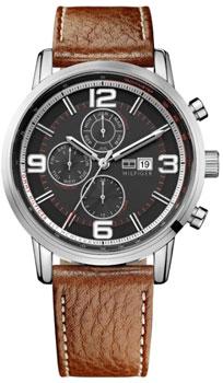 fashion наручные  мужские часы Tommy Hilfiger 1710336. Коллекция Gabe