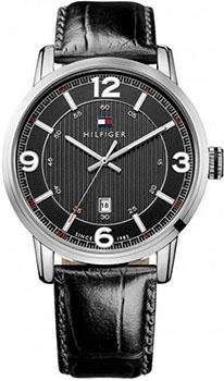 fashion наручные  мужские часы Tommy Hilfiger 1710342. Коллекция George