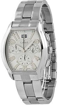 Швейцарские наручные  мужские часы Charmex 1715. Коллекция Ermitage