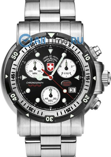 Мужские наручные швейцарские часы в коллекции SW I CX Swiss Military