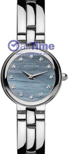 Женские наручные швейцарские часы в коллекции Dress Michel Herbelin