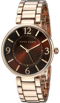 fashion наручные  женские часы Anne Klein 1788BNRG. Коллекция Daily