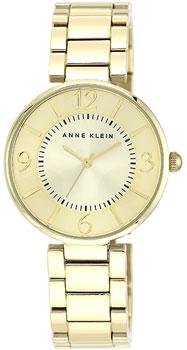 fashion наручные  женские часы Anne Klein 1788CHGB. Коллекция Daily