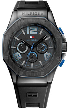 fashion наручные  мужские часы Tommy Hilfiger 1790912. Коллекция Eton