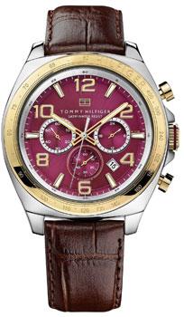 fashion наручные  мужские часы Tommy Hilfiger 1790940. Коллекция Colton