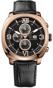 fashion наручные  мужские часы Tommy Hilfiger 1790969. Коллекция Fitz