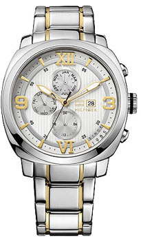fashion наручные  мужские часы Tommy Hilfiger 1790971. Коллекция Fitz