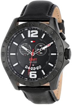 fashion наручные  мужские часы Tommy Hilfiger 1790972. Коллекция Baron