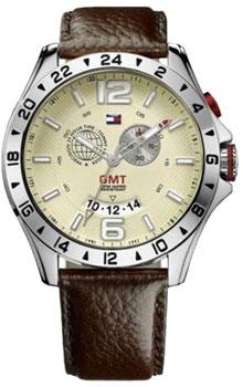 fashion наручные  мужские часы Tommy Hilfiger 1790973. Коллекция Baron
