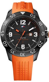 fashion наручные  мужские часы Tommy Hilfiger 1790985. Коллекция Cole