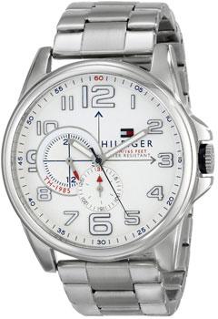 fashion наручные  мужские часы Tommy Hilfiger 1791006. Коллекция Frederick
