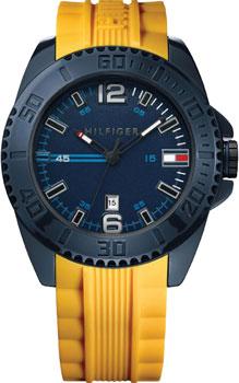 fashion наручные  мужские часы Tommy Hilfiger 1791043. Коллекция Owen