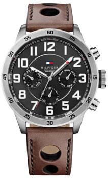 fashion наручные  мужские часы Tommy Hilfiger 1791049. Коллекция Trent