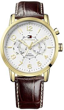 fashion наручные  мужские часы Tommy Hilfiger 1791082. Коллекция Calan