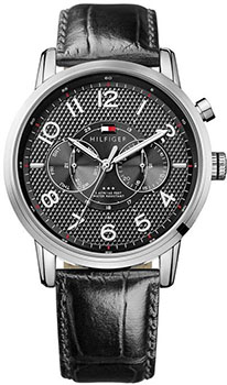 fashion наручные  мужские часы Tommy Hilfiger 1791083. Коллекция Calan