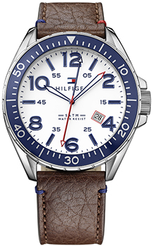 fashion наручные  мужские часы Tommy Hilfiger 1791132. Коллекция Declan