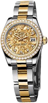 Швейцарские наручные  женские часы Rolex 179383